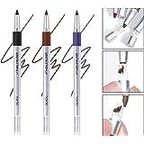Matita Eyeliner Mimore Professional Eyeliner Morbido Impermeabile Automatico, Rimani Impermeabile Tutto il Giorno A Prova di