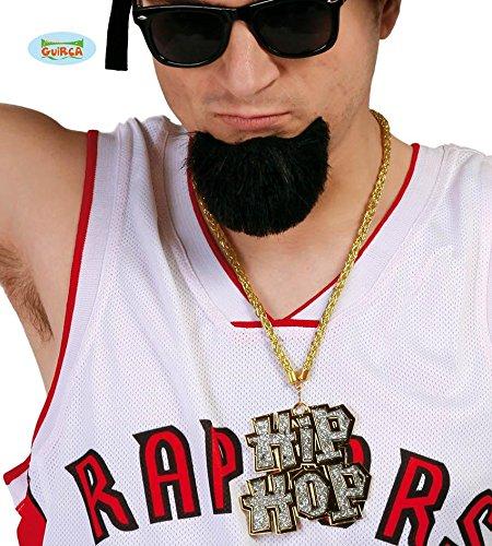 256 - Hip-Hop Halsband (80er Jahre 90er Jahre Hip Hop Kostüme)