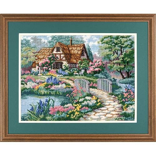 Dimensions Nadelkissenset, Cottage Retreat -