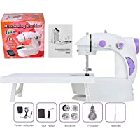 HI-HOME 4 in 1 Portable Advance Electric Mini Sewing Machine for Home