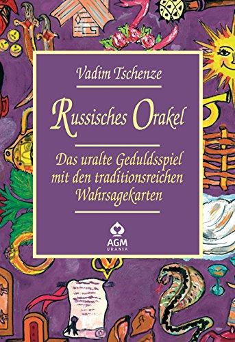 Russisches Orakel: Set mit 20 Karten