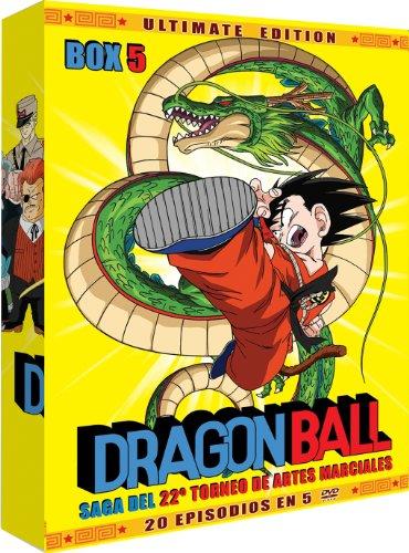 Dragon Ball Box 5 [DVD]