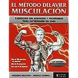 METODO DELAVIER. MUSCULACION