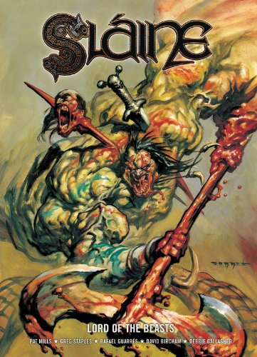 SLAINE LORD OF THE BEASTS TP