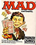 MAD Kartenspiel by Parker