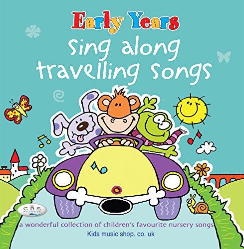 Sing Along Travelling Songs (Sing Along-cd)