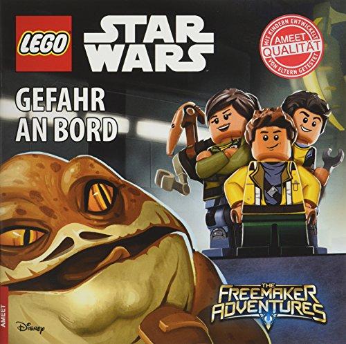 Preisvergleich Produktbild LEGO® Star Wars™ Gefahr an Bord: Mini-Bilderbuch