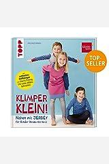Nähen mit JERSEY - KLIMPERKLEIN: Nähideen für Kinder (Größe 104-164) Gebundene Ausgabe