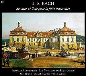 Sonates & Solo Pour La Flute Traversiere