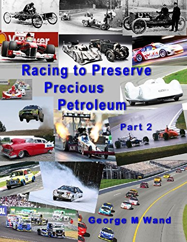 Racing to Preserve Precious Petroleum: Part 2 (English Edition) Cell Wand