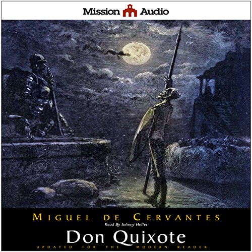 Don Quixote (Adapted for Modern Listeners)  Audiolibri