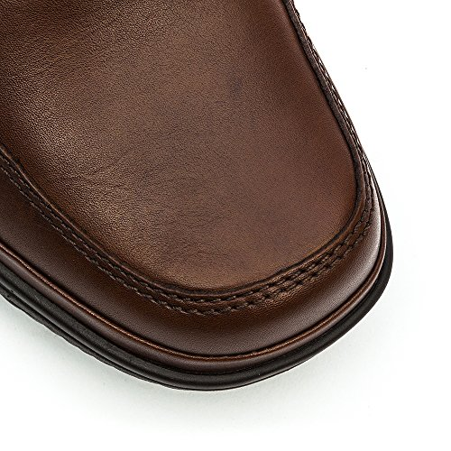 Clarks Swift Hommes Marron Acajou