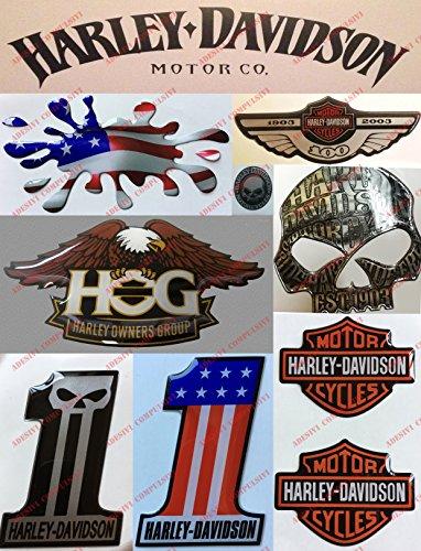 Adesivi Compulsivi Harley Davidson