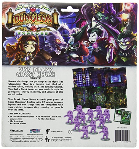 Super Dungeon Explore/ Table Game /The King Forgotten Edge Entertainment edgnd01