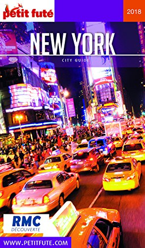 NEW YORK 2018 Petit Futé (City Guide)
