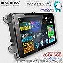 VW Skoda Seat Auto DVD-Audio Video Radio Player GPS Navigation System Android 6.0Doppel DIN 20,3cm
