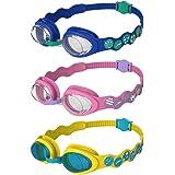 Speedo Infant Spot Goggle zwembril, uniseks, kinderen, diverse maten