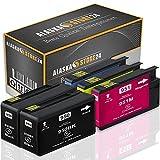 5X Druckerpatronen Komp. hp 950xl 951xl 950 XL 951 XL für HP Officejet Pro 8620