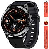 Blackview X1 Smartwatch, Reloj Inteligente Hombre - Esfera de Reloj de DIY, Reloj Deportivo Hombre Pulsometro, Pulsera Activi