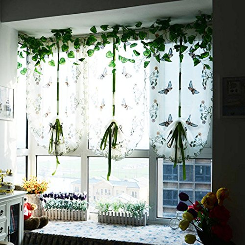 ouneed-fashion-window-curtain-pastoral-tulle-window-roman-curtain-embroidered-sheer-for-kitchen-livi