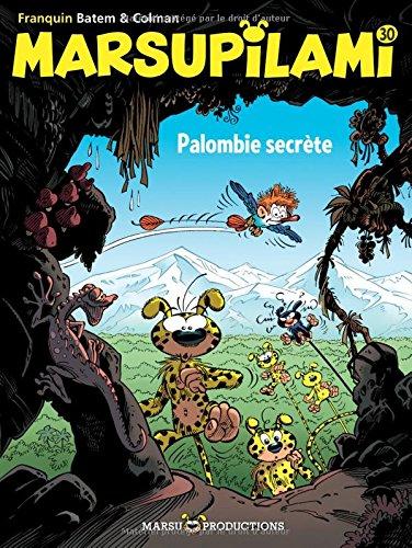 Marsupilami (30) : Palombie secrète