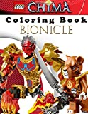 LEGO Bionicle & LEGO Chima Coloring Book: A Great Coloring Book on the Lego Characters. Great Starter Book for Young Children Aged 3+
