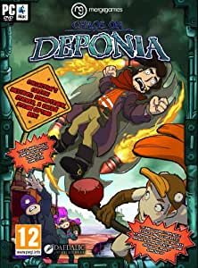 Chaos on Deponia (PC DVD) [UK IMPORT]