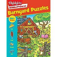 Barnyard Puzzles Sticker