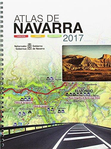 Atlas de Navarra 2017: Carreteras, turismo y medio ambiente
