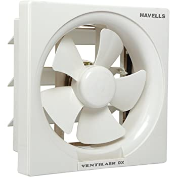 Havells FHVVEDXOWH08 Ventil Air Dx 200mm Fan (Off White)