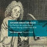 Bach: 6 partitas para clave