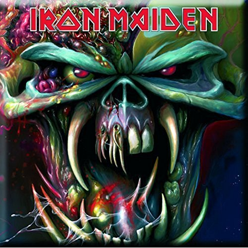 Iron Maiden The Final Frontier Nue Official 76mm -
