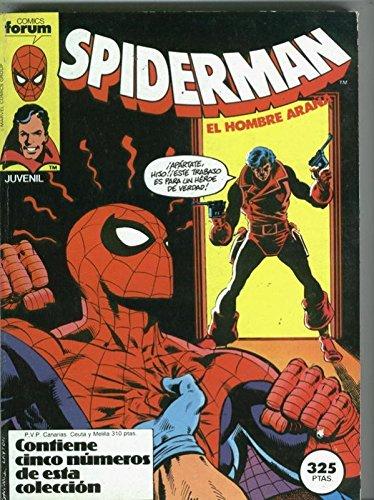 Spiderman volumen 1 retapado 076 al 080