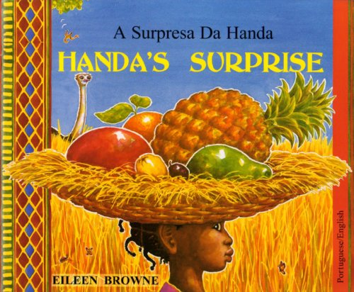 Handa's Surprise in Portuguese and English