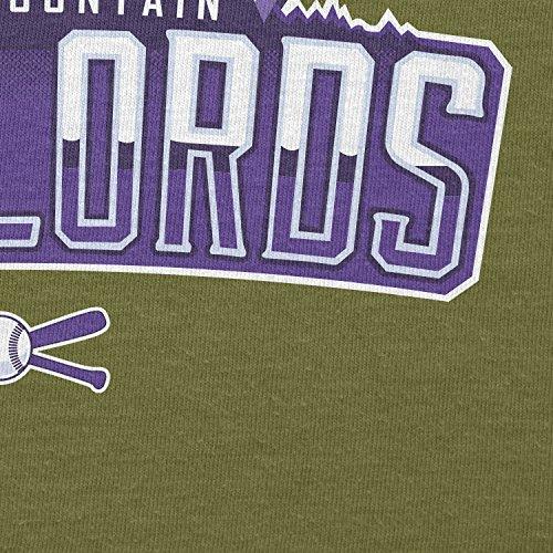 TEXLAB - Snake Mountain Overlords - Herren T-Shirt Oliv