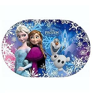La Reine des Neiges - Disney Frozen - Set de table Anna, Elsa & Olaf 28 x 42 cm