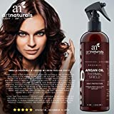ArtNaturals Hitzeschutzspray Leave In Conditioner - 236 ml - mit Reinem Arganöl - Sulfat-frei