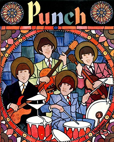 Punch Magazine featured the Beatles 1000 Piece Jigsaw Puzzle (All Jigsaw  Puzzles)- Buy Online in China at china.desertcart.com. ProductId : 51429070.