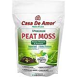 Casa De Amor Peat Moss for Organic Gardening (900 gm)