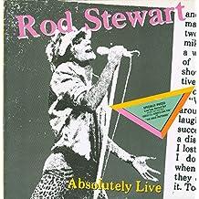 Rod Stewart - Absolutely Live - Warner Bros. Records - 92.3743-1