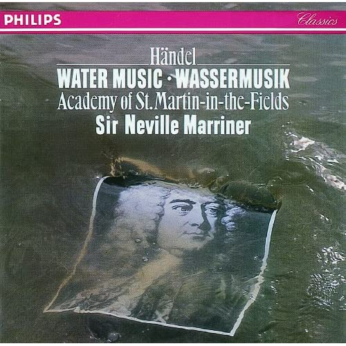 Handel: Water Music Suite No.2 in D, HWV 349 - Marriner - 2. Alla hornpipe