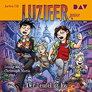 Der Teufel ist los: Luzifer junior 4