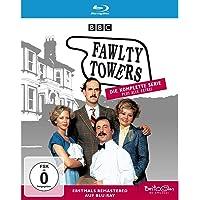 Fawlty Towers - Die komplette Serie plus alle Extras. Erstmals remastered und auf Blu-ray