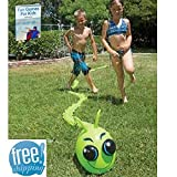 Best Water Sprinkler For Kids - Irrigation Sprinklers Toy Inflatable for Kids Water Play Review