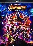 Avengers Infinity WAR Movie DVD