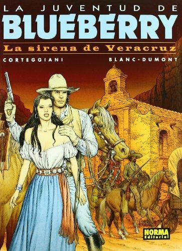 La juventud de Blueberry, La sirena de Veracruz Cover Image