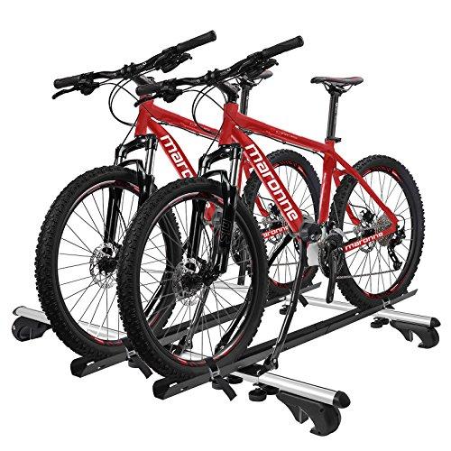 APT Fahrradträger Dachträger mit Rahmenbefestigung abschließbar inkl Befestigung (2)