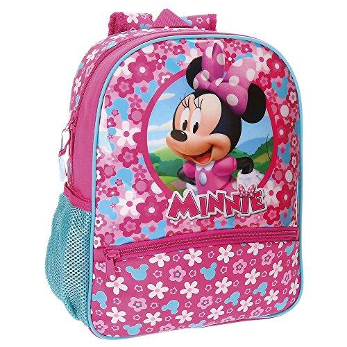 Disney-40322B1-Minnie-Pink-Mochila-Infantil-33-cm-98-Litros-Rosa