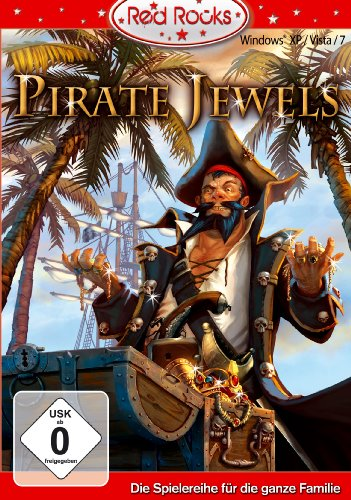 Pirate Jewels [Red Rocks]