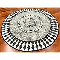 Suchergebnis Auf Amazon De Fur Runde Teppiche Baumwolle